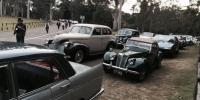 NRMA Classic Cars - Breakfast - Sunday 18th May 2014